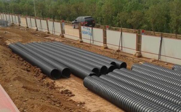 南方电网波纹管现场施工