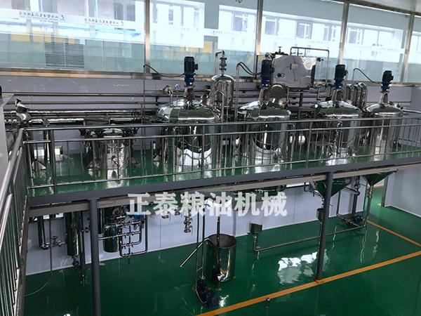 山茶油精炼机械(SC型)