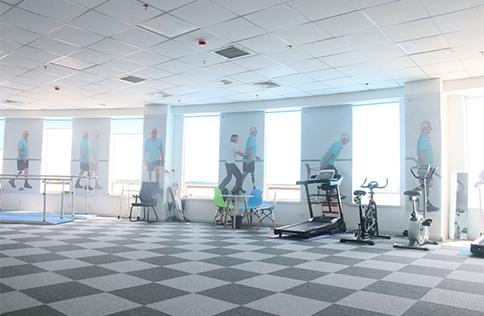 康復訓練室全景