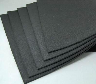 阻燃橡塑海綿保溫板