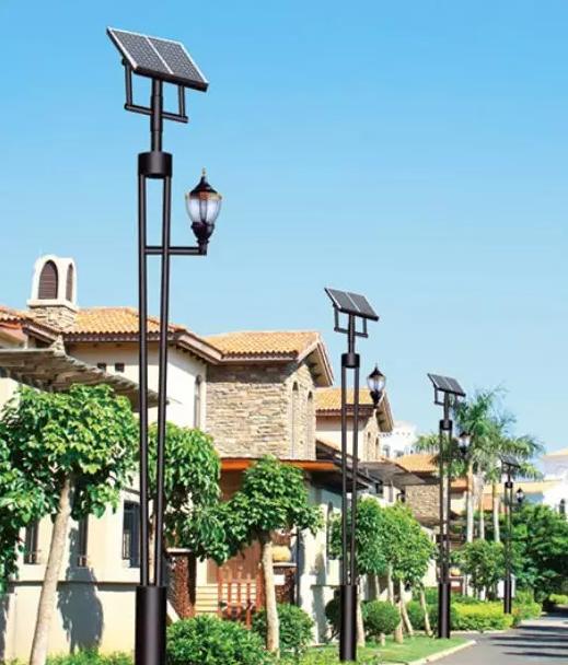 「户外景观灯」中庭院灯的设计风格