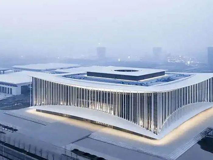 西安丝绸之路会展中心