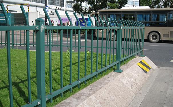 锌钢组合式栏杆