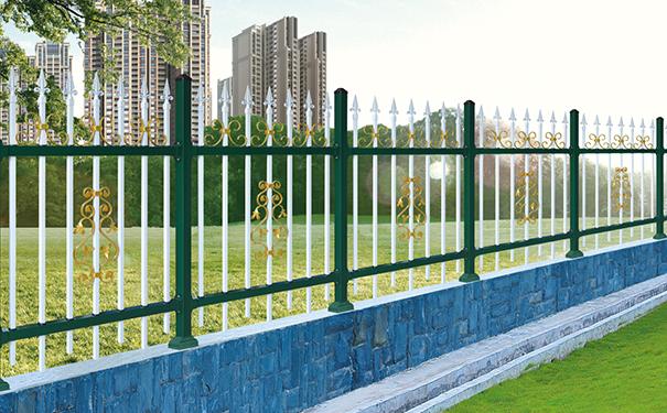 锌钢安全护栏