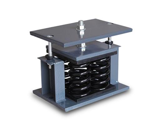 JA型可调式频弹簧减震器