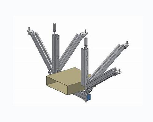 建筑抗震支架