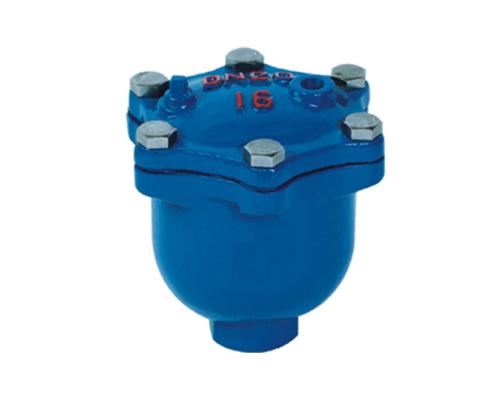 在使用昆明单口排气阀时应该如何控制流量?