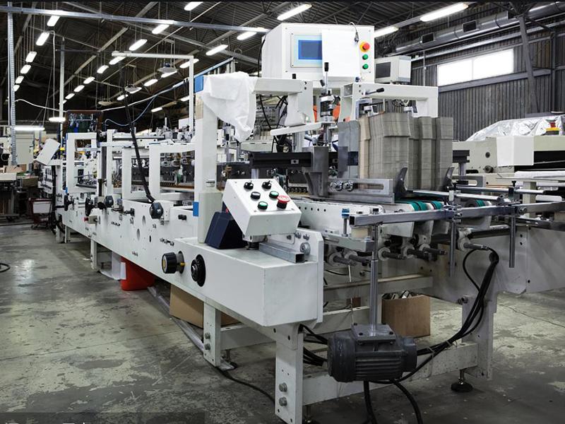 包装印刷厂