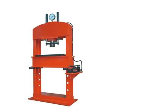 调兵山/开原框架液压机出现漏油故障的解决方法