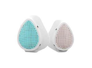 心呼吸防雾霾电动口罩