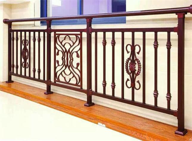 犍为铝艺护栏加工制作、施工安装