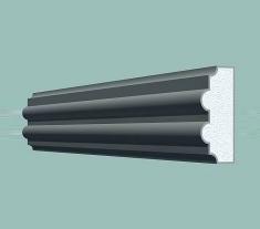 福州eps保温装饰线条是如何与墙面进行粘结的!