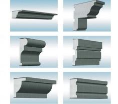 漳州eps保温装饰线条基本应用在哪些地方