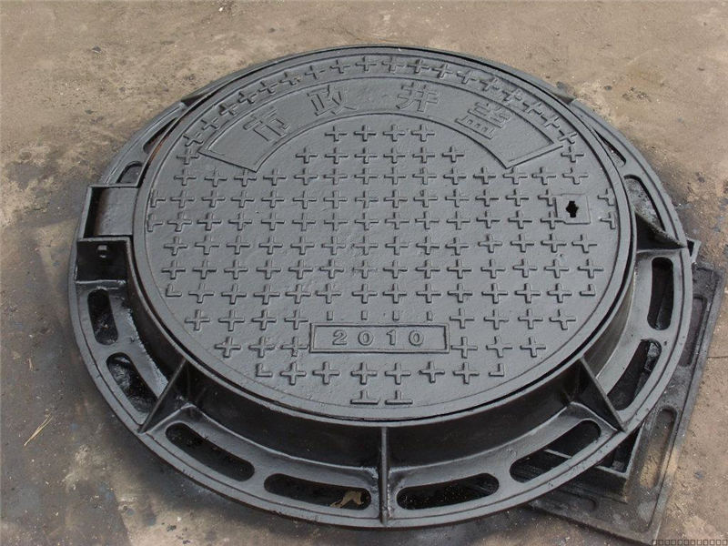 球墨铸铁井盖厂