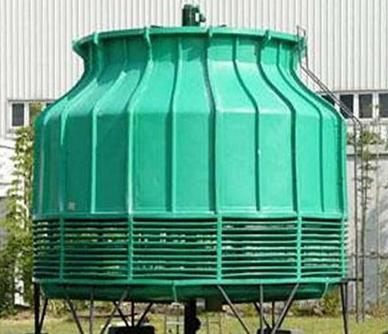 工業型橫流式冷卻塔