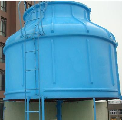 圓形玻璃鋼冷卻塔