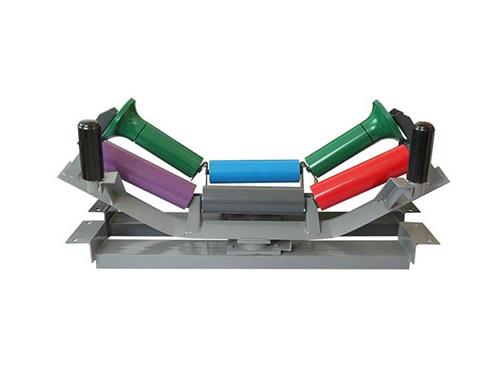 槽型托辊支架(35度45度)