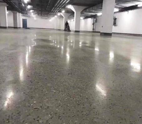 金刚砂耐磨固化地坪