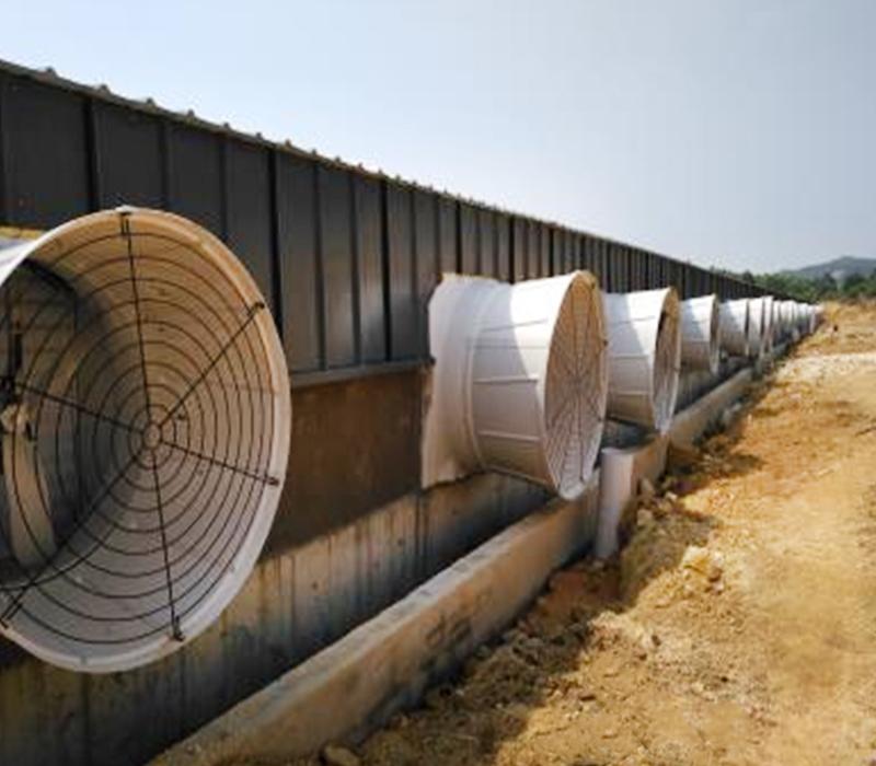 畜牧业专用负压风扇