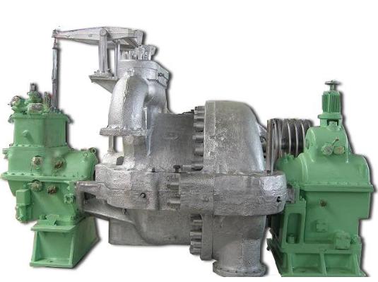 中温中压冷凝式汽轮机