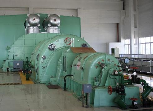 广州冷凝式汽轮机