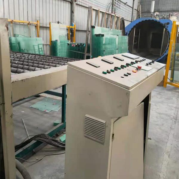 夹层生产设备