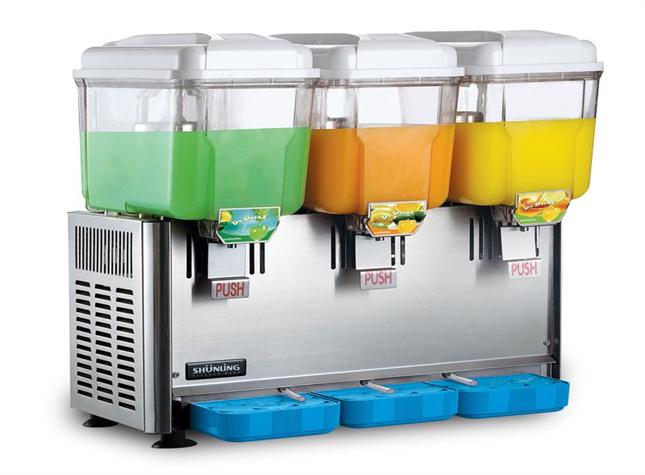 三缸热饮机