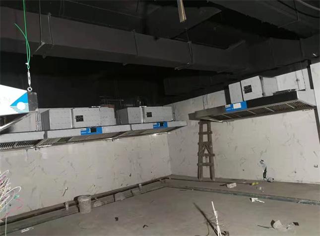 厨房排烟系统