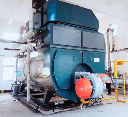冷凝式天然气锅炉
