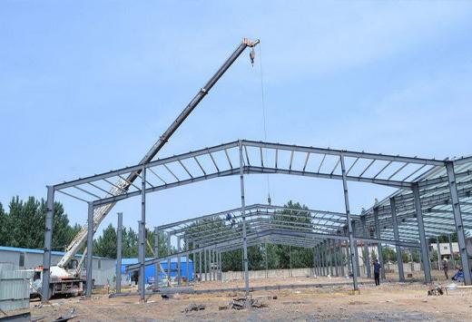 工业钢结构工程