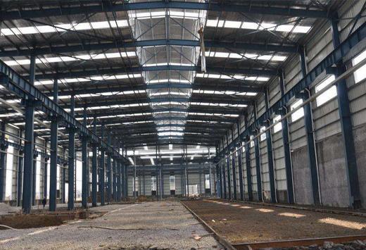 室内钢结构工程