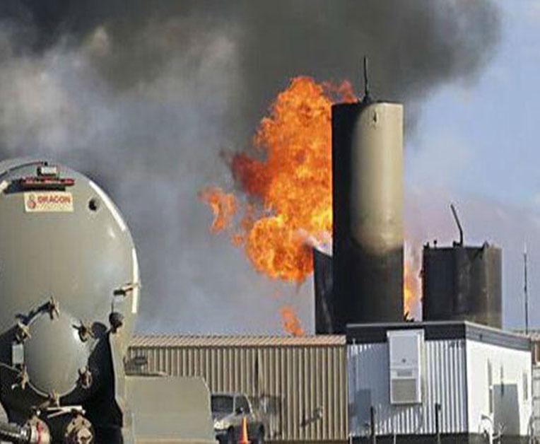 石油、石化防雷