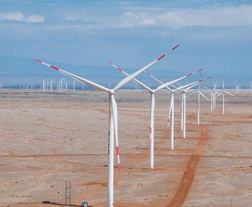 风力发电防雷