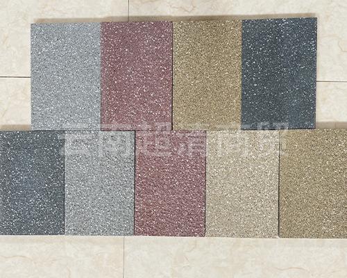 仿石透水砖和PC透水砖的区别