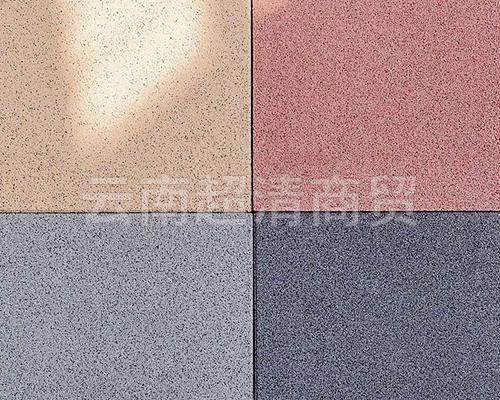 仿石材透水砖图3