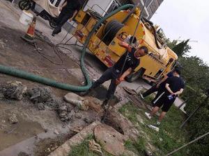 排水管道清淤