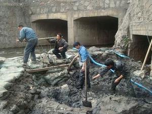 下水道管道清淤