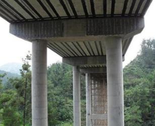 桥梁下部结构加固