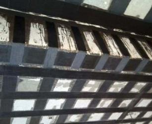 碳纤维布加固梁