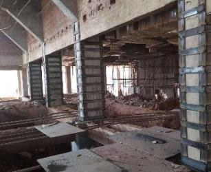 建筑粘钢加固