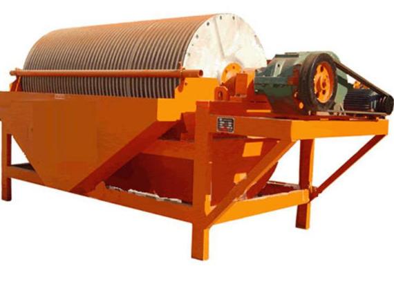 铁矿干式磁选机