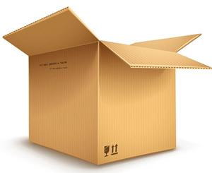 电脑包装纸箱