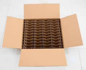 食品包装纸箱格挡