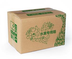 苹果包装纸箱