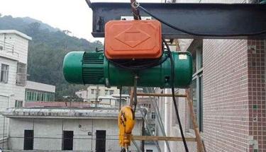 电动葫芦的工作原理及维护方法