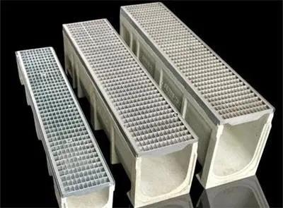 成品树脂混凝土排水沟