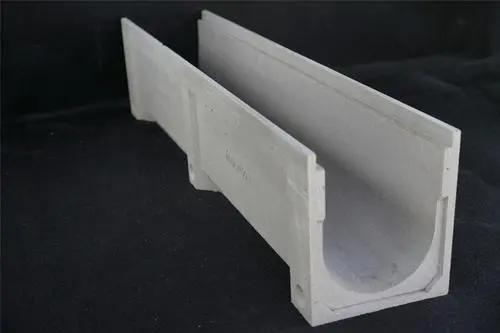 u型树脂混凝土排水沟