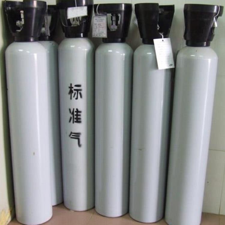 常見的陜西標準氣體按用途分類講解