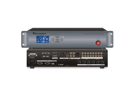 全数字多功能会议主机RX-V2.1系列