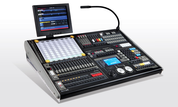 EXP5000(中/英)文电脑灯控台